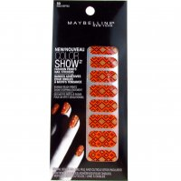 Maybelline Color Show Fashion Prints Nail Stickers - 30 Wild Reptile