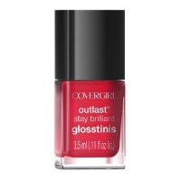 Covergirl Outlast Stay Brilliant GlossTinis Nail Color 515 Sangria