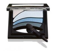 L'Oreal Open Eyes Pro Eyeshadow Quad - Blue Harmony