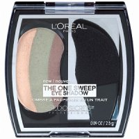 L'Oreal One-Sweep Eyeshadow - 309 Playful for Green Eyes