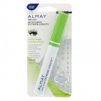 Almay One Coat Get Up & Grow Extreme Length Mascara 010 Blackest Black