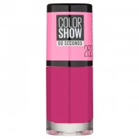 Maybelline Color Show Nail Color 014 Show Time Pink