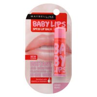 Maybelline Baby Lips Moisturizing Lip Balm Cherry Velvet
