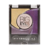 Maybelline Big Eyes Light Catching Palette Eyeshadow - 05 Luminous Purple