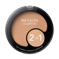 Revlon Colorstay 2-in-1 Compact Makeup & Concealer 220 Natural Beige