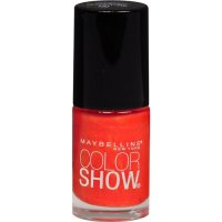 Maybelline Color Show Nail Color 130 Crushed Clementine