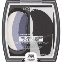 L'Oreal One-Sweep Eyeshadow - 208 Smoky For Blue Eyes
