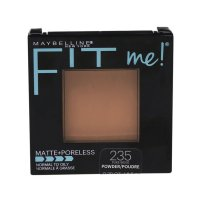 Maybelline Fit Me Matte & Poreless (Normal to Oily) Pressed Powder 235 Pure Beige