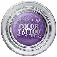 Maybelline EyeStudio Color Tattoo Metal 24 Hr Cream Gel Shadow 20 Painted Purple