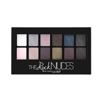 Maybelline The Rock Nudes 12-Shade Eyeshadow Palette