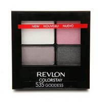 Revlon Colorstay 16 Hour Eyeshadow Quad - 535 Goddess