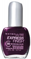Maybelline Express Finish 50 Second Nail Color 896 Grape Times