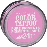 Maybelline Color Tattoo Pure Pigments Loose Powder Eyeshadow 20 Pink Rebel