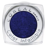 L'Oreal Infallible Eyeshadow - 006 All Night Blue