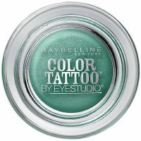 Maybelline EyeStudio Color Tattoo Metal 24 Hr Cream Gel Shadow 50 Edgy Emerald
