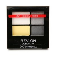 Revlon Colorstay 16 Hour Eyeshadow Quad - 565 Bombshell