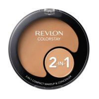 Revlon Colorstay 2-in-1 Compact Makeup & Concealer 310 Warm Golden