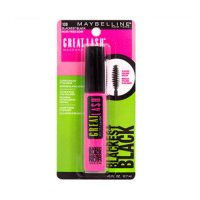 Maybelline Great Lash Mascara - 100 Blackest Black