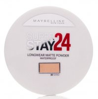 Maybelline Super Stay 24 Hour Waterproof Powder - 30 Sand