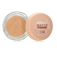Maybelline Dream Matte Mousse Foundation Medium 1 Sandy Beige