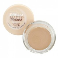 Maybelline Dream Matte Mousse Foundation Light 2 Classic Ivory