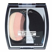 L'Oreal One-Sweep Eyeshadow - 409 Natural for Blue Eyes