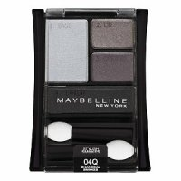 Maybelline Stylish Smokes Shadow Quad - 04Q Charcoal Smokes