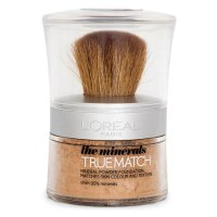 L'Oreal True Match Mineral Powder Foundation D1/W1 Golden Ivory
