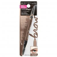 Maybelline Eye Studio Master Shape Brow Pencil 255 Soft Brown