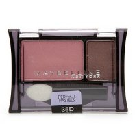 Maybelline Expert Wear Eyeshadow Duo - 35D Pink Suede