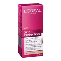L'Oreal Skin Perfection BB Cream 5 in 1 Instant Blemish Balm - Light