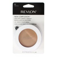 Revlon New Complexion One-Step Compact Makeup 02 Tender Peach