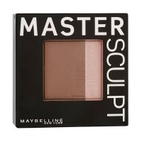 Maybelline Face Studio Master Sculpt Sculpting Powder & Highlighter - 02 Medium Dark