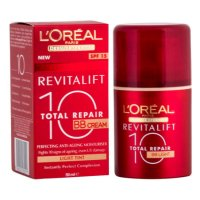L'Oreal Revitalift Total Repair BB Cream with SPF 15 (50ml) - Light