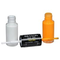 Revlon Nail Art Neon Nail Enamel Duo - 110 High Voltage