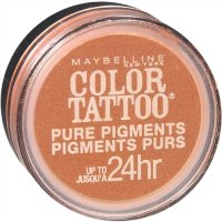 Maybelline Color Tattoo Pure Pigments Loose Powder Eyeshadow 35 Breaking Bronze