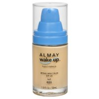 Almay Wake Up Liquid Makeup with SPF 20 - 020 Buff