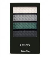 Revlon Colorstay 12 Hour Eye Shadow Eyeshadow Quad - 341 Steel Impressions
