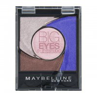 Maybelline Big Eyes Light Catching Palette Eyeshadow - 04 Luminous Blue