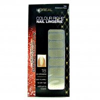 L'Oreal Colour Riche Nail Lingerine 3D Nail Stickers - 700 Statement Piece - Limited Edition