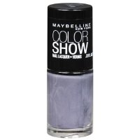Maybelline Color Show Nail Color 410 Impeccable Greys