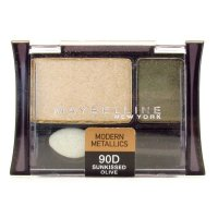 Maybelline Expert Wear Eyeshadow Duo - 90D Sunkissed Olive