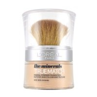L'Oreal True Match Mineral Powder Foundation D4/W4 Golden Natural