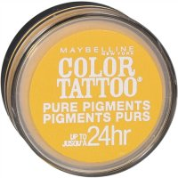 Maybelline Color Tattoo Pure Pigments Loose Powder Eyeshadow 25 Wild Gold