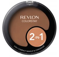 Revlon Colorstay 2-in-1 Compact Makeup & Concealer 330 Natural Tan