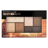 Maybelline The City Mini Eyeshadow Palette 400 Rooftop Bronzes