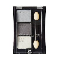 Maybelline Expert Wear Eyeshadow Trio 50 Impeccable Greys
