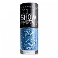 Maybelline Color Show Polka Dots Nail Color 95 Blue Marks the Spot