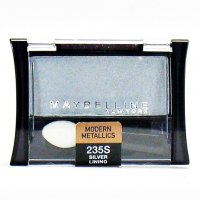 Maybelline Expert Wear Eyeshadow Single - 235S Silver Lining
