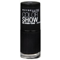 Maybelline Color Show Nail Color 430 Onyx Rush